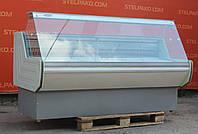 Холодильная витрина колбасная «Технохолод Небраска» 2 м. (Украина), LED – подсветка, Б/у