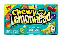 Конфеты Lemonhead Chewy Tropical 23 g