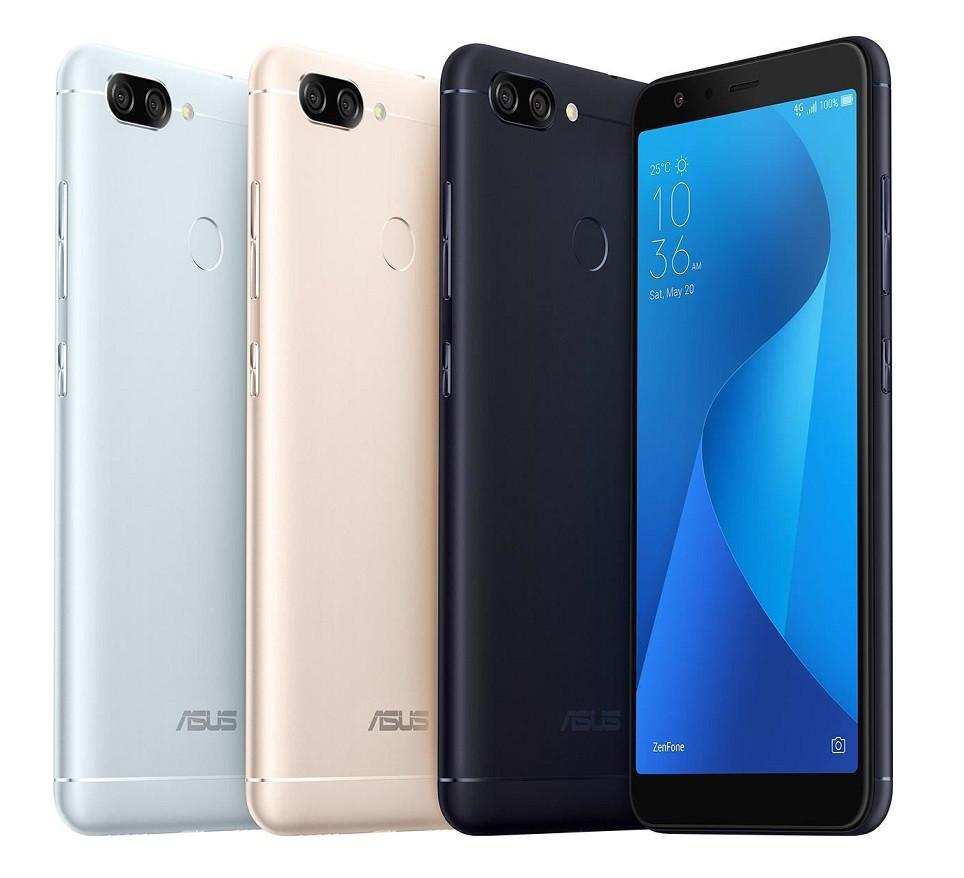 Смартфон Asus ZenFone Max M1 16Gb (ZB555KL)