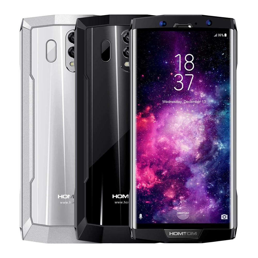 Смартфон HomTom HT70
