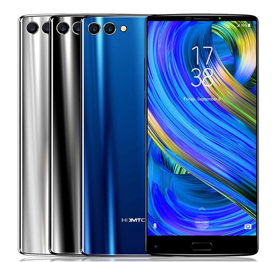 Смартфон HomTom S9 Plus