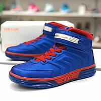 1376af8d8 Демисезонные ботинки на мальчика Geox (Италия) р 38. осення обувь джеокс