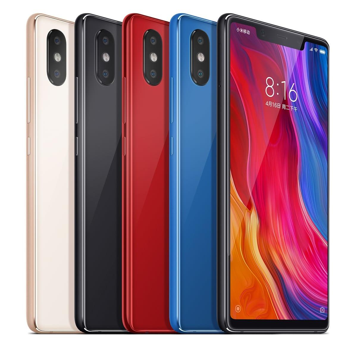Смартфон Xiaomi Mi 8 SE 6Gb 64Gb