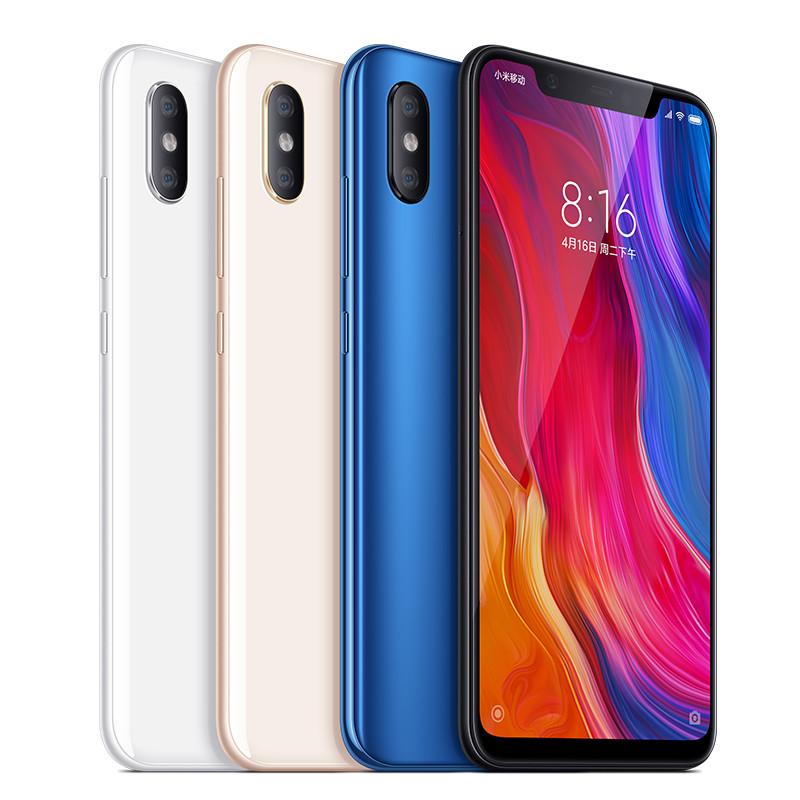 Смартфон Xiaomi Mi 8 Lite 4Gb 64Gb