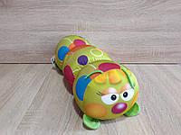 Антистрессовая игрушка - подушка Гусеница