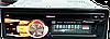 Автомагнитола 1din Pioneer 3218DVD - MP3 + Пульт (4x50W) -Съемная Панель