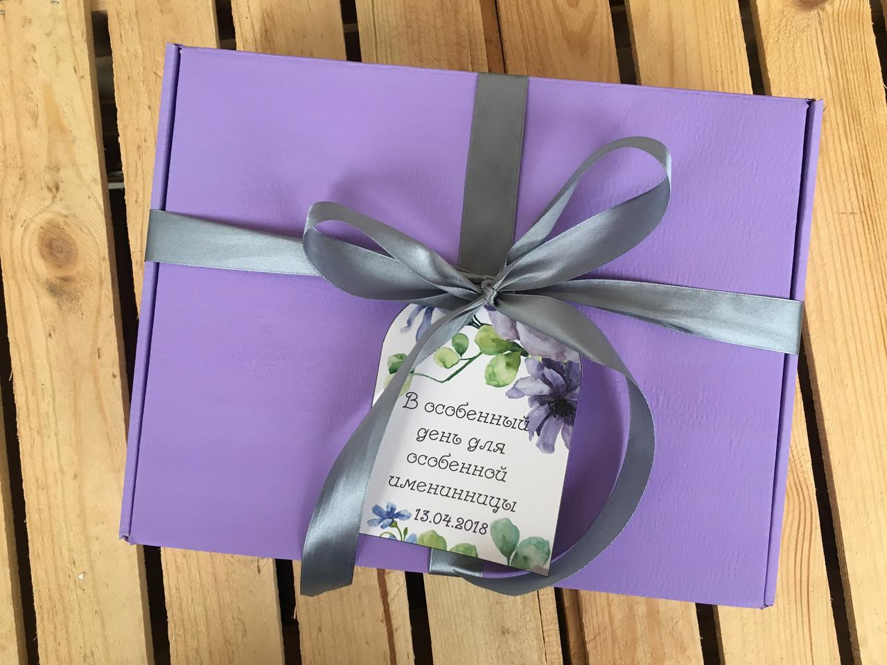 """Именной Подарок Подруге на День Рождения — в Категории """"Вкусные Подарки"""" на Bigl.ua (987148000)"""