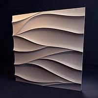 Декоративные гипсовые 3D панели «Нежность» , фото 1