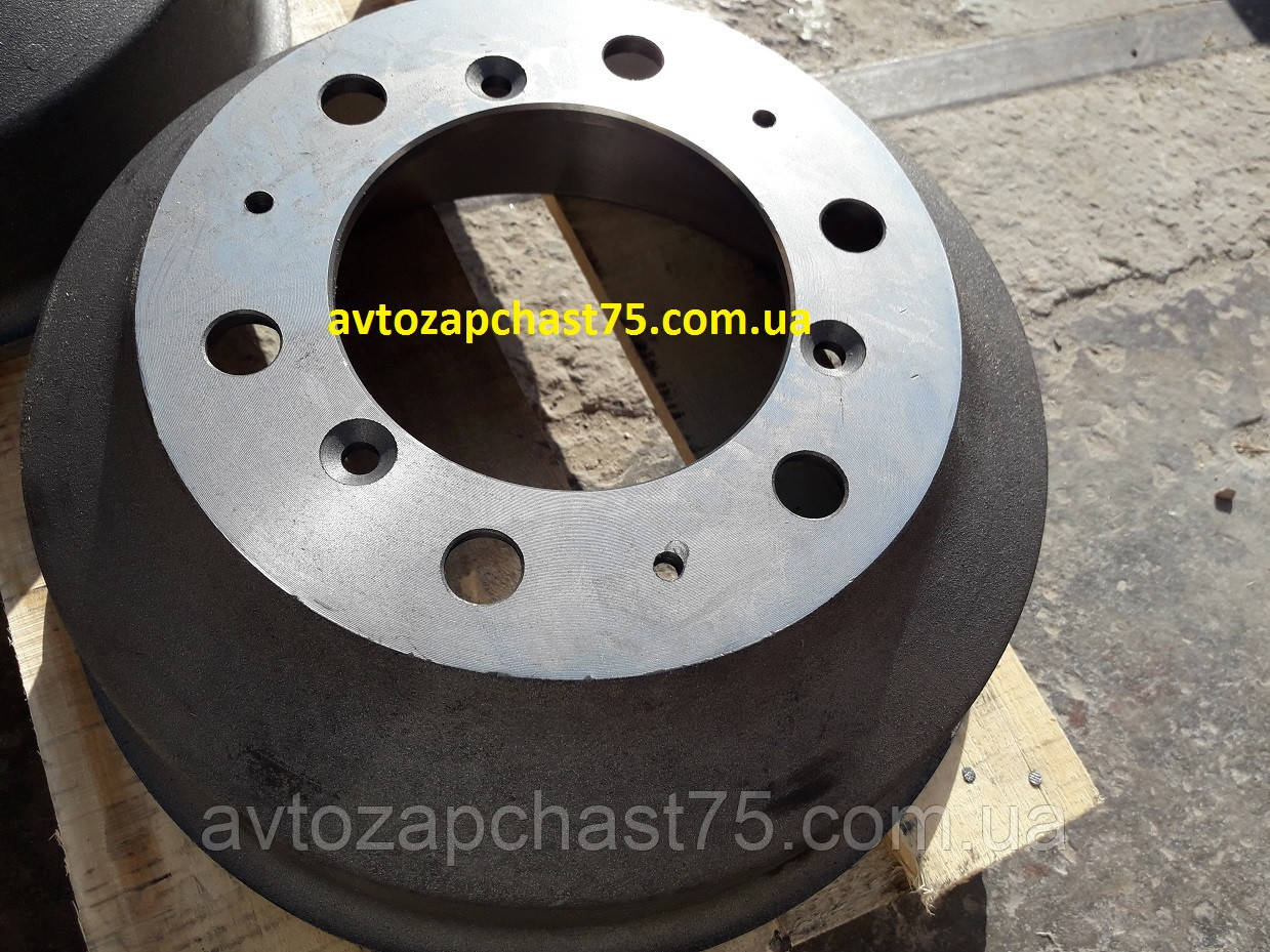 Барабан тормозной Газ 3307,3309,53 задний (производитель Горьковский автомобильный завод, Россия)