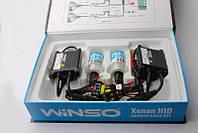 Ксеноновые лампы H1 WINSO XENON SET 4300K 35W 85V (KET), комплект