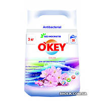 Стиральный Порошок O'key Цветочный Букет 3 Кг (4820049381887)