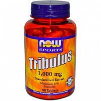 NOW Foods TRIBULUS 1000mg 90 TABS