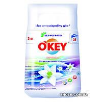 Стиральный Порошок O'key Universal 3 Кг (4820049381870)