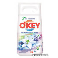 Стиральный Порошок Для Автоматической Стирки O'key Universal 2 Кг (4820049381184)