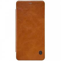 Кожаный чехол (книжка) Nillkin Qin Series для Samsung Galaxy A70 (A705F), фото 2