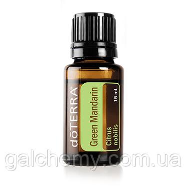 Green Mandarin 15 ml / Зеленый мандарин, эфирное масло, 15 мл