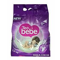 Стиральный Порошок Teo Bebe Sensitive Violet (лаванда) 2,4 Кг (3800024022784)