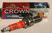 Свічка CROWN D8TC GY6-125