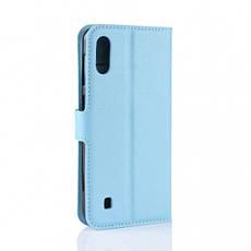 Чехол (книжка) Wallet с визитницей для Samsung Galaxy M10, фото 3