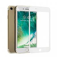 """Гибкое защитное 3D стекло AMC для Apple iPhone 7 / 8 (4.7"""") (+пленка)"""