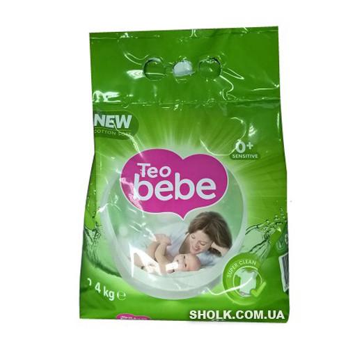 Стиральный Порошок Teo Bebe Sensitive Green 2,4 Кг (3800024020629)