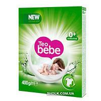 Стиральный Порошок Teo Bebe Sensitive Green 400 Г (3800024022845)