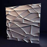 Декоративные гипсовые 3D панели «Рок»