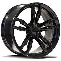 Литые диски Replica BMW (E305) R18 W8 PCD5x112 ET35 DIA66.6 (matt black)