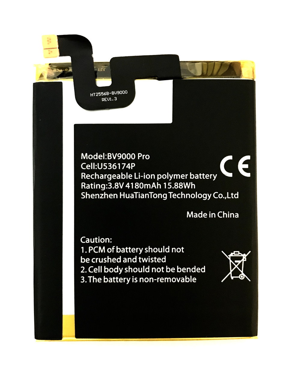 Blackview U536174P Bv9000 PRO Аккумулятор Батарея