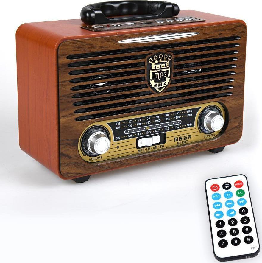 Радиоприемник M-115 Bt Meier