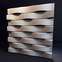 Декоративные гипсовые 3D панели «Кирпичи», фото 1