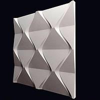 Декоративные гипсовые 3D панели «Пирамидки» , фото 1