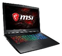 Игровой ноутбук MSI Leopard Pro 17 GTX1060 Core i7 SSD
