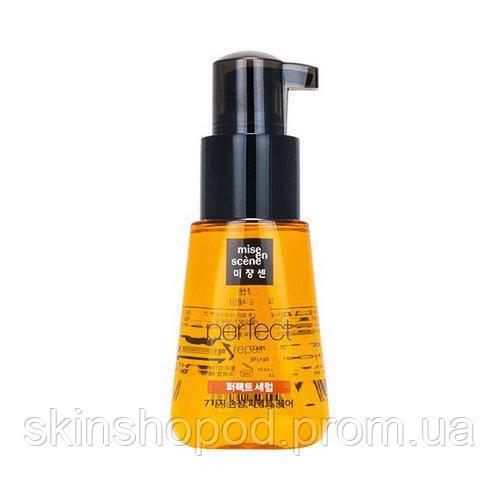 Сыворотка-масло для лечения волос Mise en Scene Perfect serum repair original - 70 мл