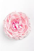 Заколка-уточка Пион (розовый)
