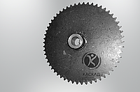Звездочка норийная ведомая z-56, d-35, t-19.05/16.040.000-03 (запчасти для норий)