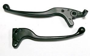 Ручки тормозные GY6-125 диск (рыбка)