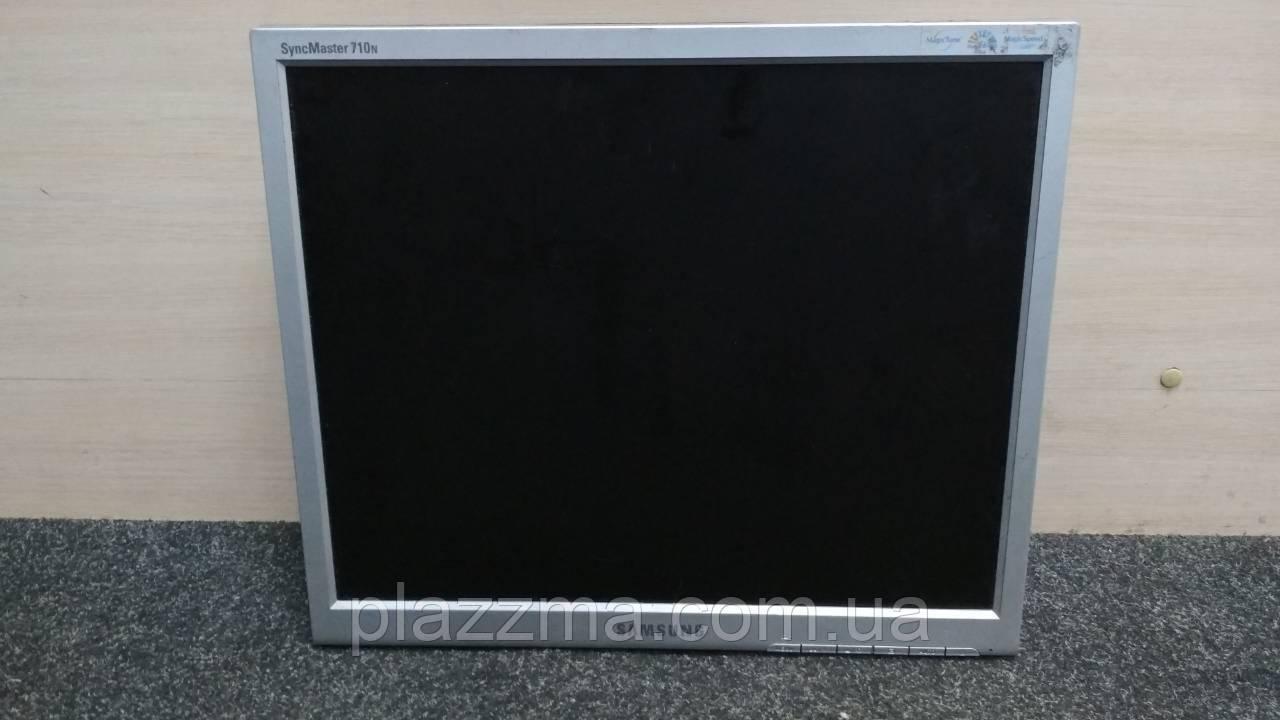 Монитор Samsung 710N на запчасти