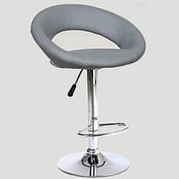 Барный стул для визажиста HC-104C Серый