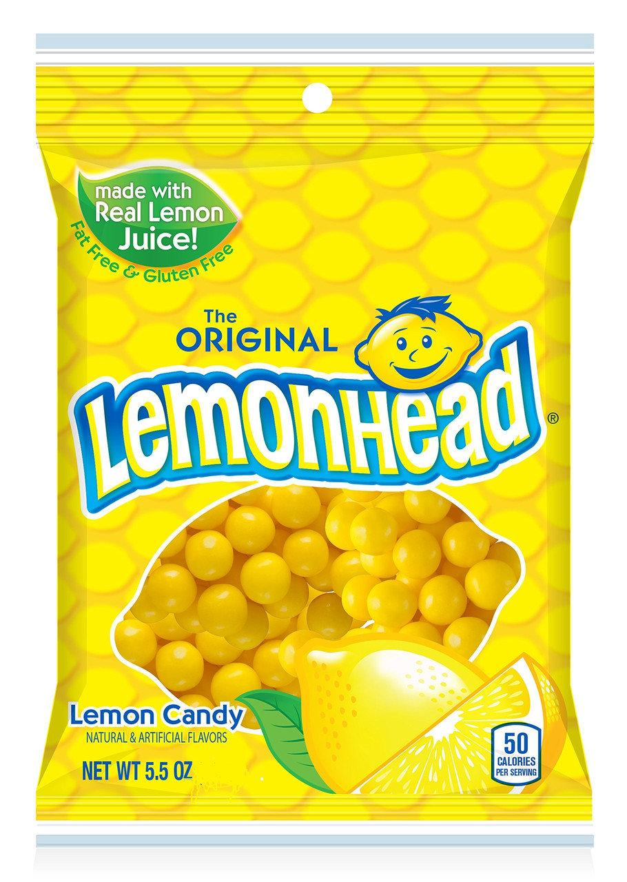 Конфеты Lemonhead The original 85 g