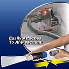 Насадка на пылесос Dust Daddy Original Даст Дэдди вакуумная щётка для уборки чистки труднодоступных щелей, фото 7