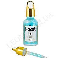 Ремувер Heart для кутикулы с пипеткой (Бирюзовый/ 30мл)
