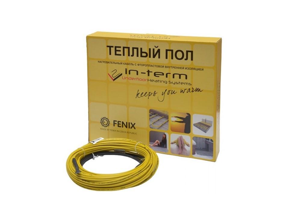 Нагревательный кабель In-Therm 22 м - 2,2 м2 - 2,6 м2 - 460 Вт