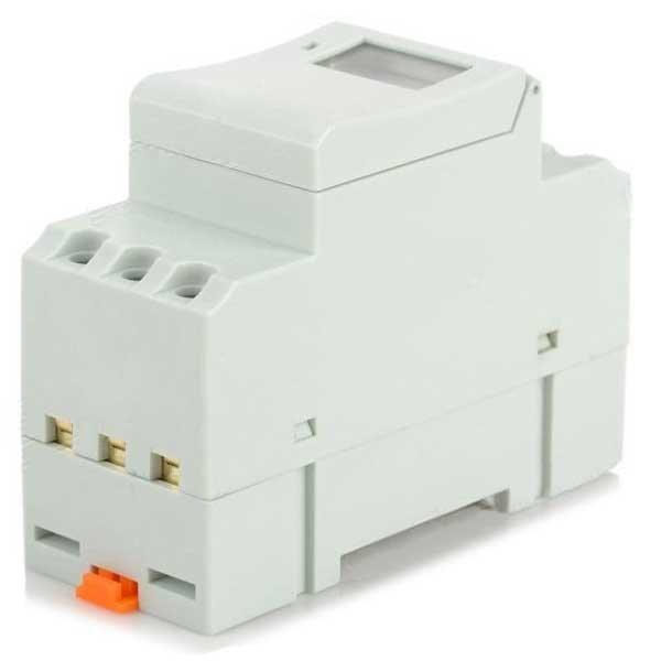 Электрический цифровой выключатель с таймером и ЖК-экраном, программируемый на неделю, под DIN рейку