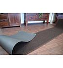 Придверный коврик Лущув Aztec 80x200 см коричневый прямоугольный (@36788), фото 2