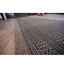 Придверный коврик Лущув Aztec 80x200 см коричневый прямоугольный (@36788), фото 5