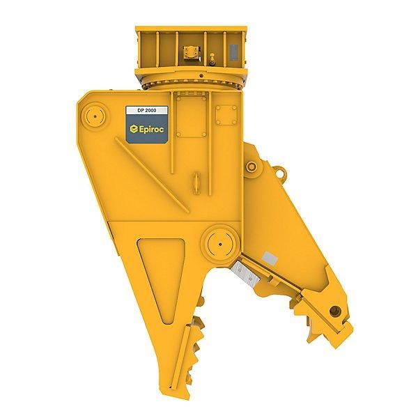 Гидравлический измельчитель Epiroc DP 2000