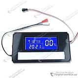 Цифровой экран для зеркала K3014, сенсорные кнопки, температура, дата время, управление подсветкой, фото 6