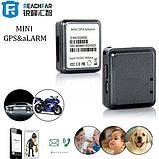 Миниатюрный GPS трекер RF-V8S, отслеживание положения, сигнализация, звуковой мониторинг, SOS кнопка, фото 5