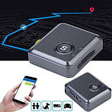 Миниатюрный GPS трекер RF-V8S, отслеживание положения, сигнализация, звуковой мониторинг, SOS кнопка, фото 7
